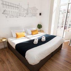 Отель Lisbon Check-In Guesthouse 3* Люкс с различными типами кроватей
