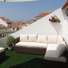 Отель Capitão Guest House балкон