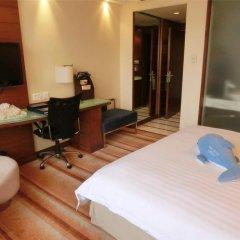 Ocean Hotel 4* Улучшенный люкс с различными типами кроватей фото 2