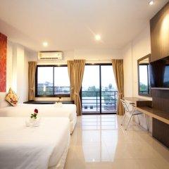 Chill Patong Hotel 3* Улучшенный номер с двуспальной кроватью фото 3