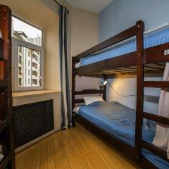 Хостел Давыдов Кровать в общем номере с двухъярусной кроватью фото 4