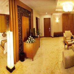 Muong Thanh Grand Ha Long Hotel 4* Полулюкс с различными типами кроватей фото 5