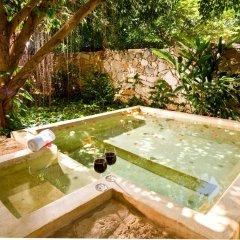 Отель Hacienda Misne 4* Номер Делюкс с различными типами кроватей фото 4