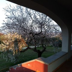 Отель Belle Marche Чивитанова-Марке балкон