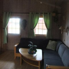 Отель Bø Camping og Hytter Коттедж с различными типами кроватей фото 3
