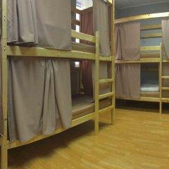 Хостел Плед на Павелецкой Кровать в общем номере с двухъярусной кроватью фото 18