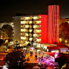 Hotel Pamplona 4* Стандартный номер с различными типами кроватей фото 8