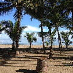 Hotel y Restaurante Cesar Mariscos пляж фото 2
