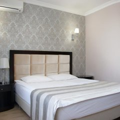 Гостиница Респект Холл комната для гостей фото 2