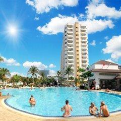 Апартаменты View Talay 1b Serviced Apartments Паттайя бассейн