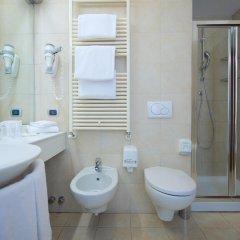 Отель Mercure Torino Crystal Palace 4* Стандартный номер с двуспальной кроватью фото 2
