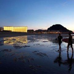 Отель Kursaal - Basque Stay Сан-Себастьян пляж