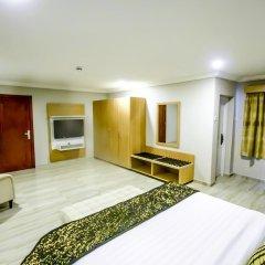 Отель Visa Karena Hotels 3* Президентский люкс с различными типами кроватей фото 3
