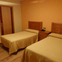 Hotel Restaurante El Ancla Понферрада комната для гостей