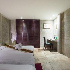 Отель Buddy Boutique Inn 3* Стандартный номер с различными типами кроватей фото 3