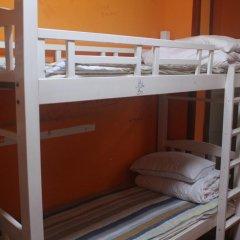 Dengba Hostel Chengdu Branch Кровать в общем номере с двухъярусной кроватью фото 2