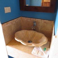 Hotel Ecológico Temazcal Стандартный семейный номер с двуспальной кроватью фото 4