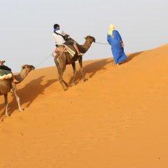 Отель Kasbah Tamariste Марокко, Мерзуга - отзывы, цены и фото номеров - забронировать отель Kasbah Tamariste онлайн развлечения