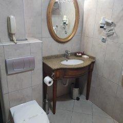 Отель Ferman 4* Улучшенный номер с двуспальной кроватью фото 16