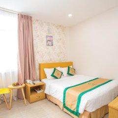 Camila Hotel 3* Улучшенный номер с различными типами кроватей фото 3