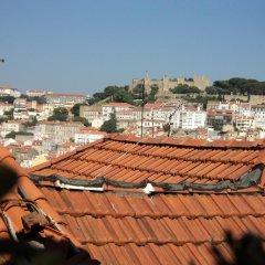 Отель Lisbon Historic Center Apartments Португалия, Лиссабон - отзывы, цены и фото номеров - забронировать отель Lisbon Historic Center Apartments онлайн приотельная территория