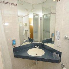 Отель Holiday Inn Express Glasgow City Centre Riverside 3* Стандартный номер с различными типами кроватей фото 9
