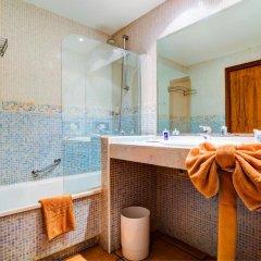 Отель SBH Club Paraíso Playa - All Inclusive 4* Стандартный семейный номер разные типы кроватей фото 3