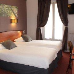 Kyriad Hotel XIII Italie Gobelins 3* Стандартный номер с 2 отдельными кроватями