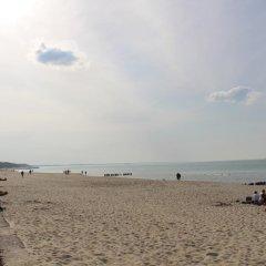 Гостиница Янтарный Сезон пляж