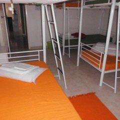 Alameda Hostel Кровать в общем номере с двухъярусной кроватью фото 7