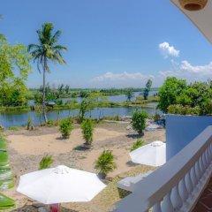 Отель The Moon River Homestay & Villa 3* Улучшенный номер с различными типами кроватей фото 2