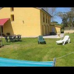 Отель La Venta Vieja de Langre бассейн