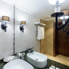 Гостиница Luciano Spa 5* Семейная студия с двуспальной кроватью фото 15