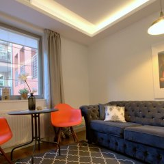 Апартаменты IRS ROYAL APARTMENTS Apartamenty IRS Old Town комната для гостей фото 3