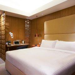 Oasia Hotel Downtown Singapore 4* Улучшенный номер с различными типами кроватей фото 2