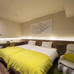 Отель remm Roppongi 3* Стандартный номер с 2 отдельными кроватями фото 3