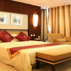 Отель Jiuhua Resort & Convention Center комната для гостей