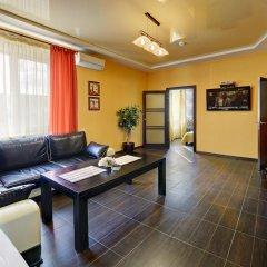 Гостиница SQ Кировский комната для гостей фото 2