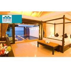 Отель Sand Sea Resort & Spa 3* Вилла фото 3