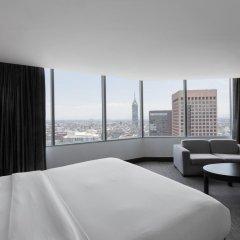 Отель Hilton Mexico City Reforma 4* Стандартный номер с различными типами кроватей фото 2
