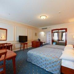 Гостиница Европа 5* Стандартный номер разные типы кроватей фото 3
