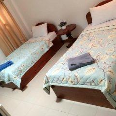 Khammany Hotel 2* Стандартный номер с 2 отдельными кроватями фото 2