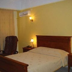 Galini Hotel 2* Стандартный номер с различными типами кроватей фото 5