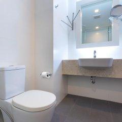 Отель Rocco Huahin Condominium Студия с различными типами кроватей фото 3