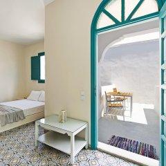 Апартаменты Nissia Apartments Студия с различными типами кроватей фото 4