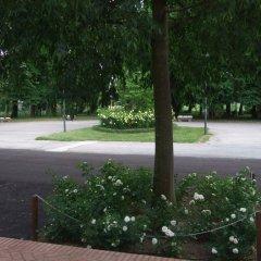 Отель Agriturismo Le 4 Rose Мазера-ди-Падова парковка