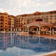 Апартаменты Menada Diamant Residence Apartments Солнечный берег бассейн фото 3