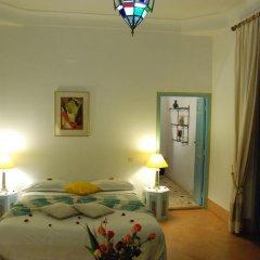Отель Riad Agathe 4* Стандартный номер фото 11
