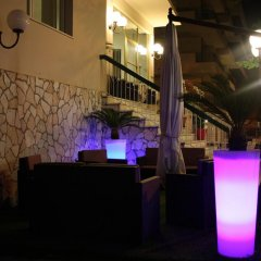 Hotel Camelia Римини бассейн