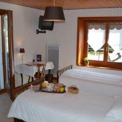 Отель Citotel L'Echo Des Montagnes 3* Стандартный номер фото 3